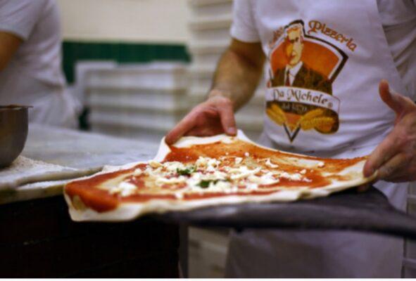 corso pizzaiolo da michele